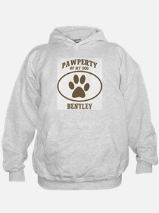Pawperty of BENTLEY Hoodie