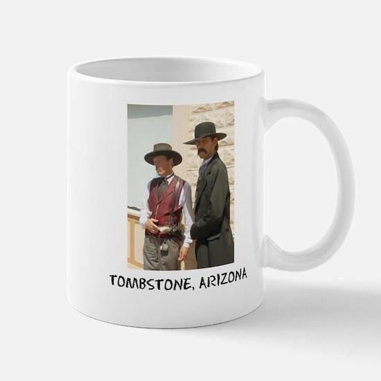 Tombstone's Main Event: The Mug