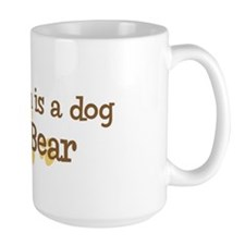 Grandson named Bear Mug