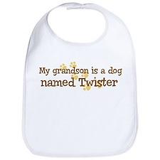 Grandson named Twister Bib