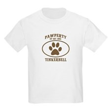 Pawperty of TINKERBELL T-Shirt