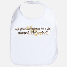 Granddaughter named Tinkerbel Bib