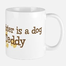 Granddaughter named Teddy Mug