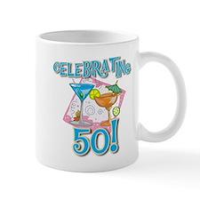 Celebrating 50 Mug