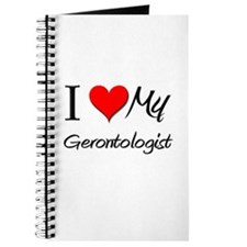 I Heart My Gerontologist Journal