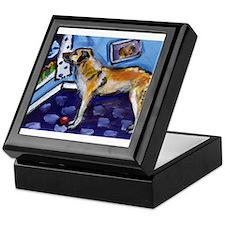 Unique Anatolian shepherd dog Keepsake Box