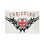 Cross Daily Rectangle Magnet (100 pack)