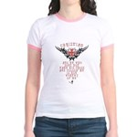 Cross Daily Jr. Ringer T-Shirt