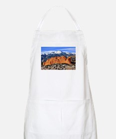 Pikes Peak, Kissing Camels BBQ Apron