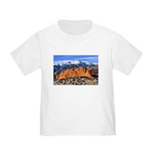 Pikes Peak, Kissing Camels T