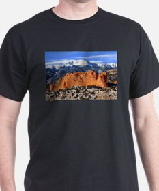 Pikes Peak, Kissing Camels T-Shirt