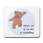 Dancing Bear Mousepad