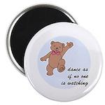 Dancing Bear Magnet
