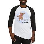 Dancing Bear Baseball Jersey