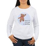 Dancing Bear Women's Long Sleeve T-Shirt