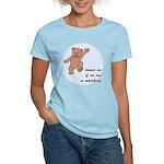 Dancing Bear Women's Light T-Shirt