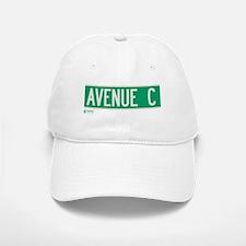 Avenue C in NY Baseball Baseball Cap