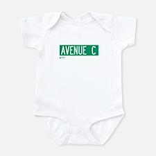 Avenue C in NY Onesie
