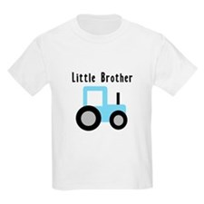 Little Brother Baby Blue Trac T-Shirt