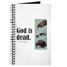 """Nietzsche """"God Is Dead"""" Journal"""