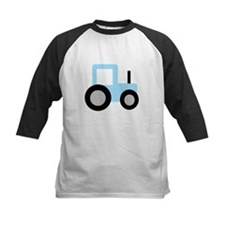 Baby Blue Tractor Tee