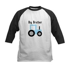 Big Brother Baby Blue Tractor Tee