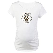 Pawperty of SASHA Shirt