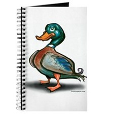 Unique Mallard Journal