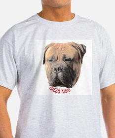 Bullmastiff Ash Grey T-Shirt