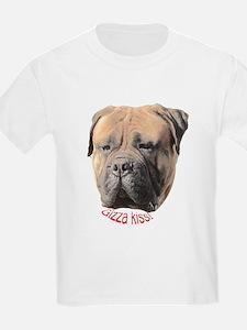 Bullmastiff Kids T-Shirt