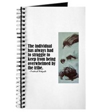 """Nietzsche """"The Individual"""" Journal"""