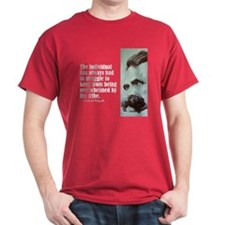"Nietzsche ""The Individual"" T-Shirt"