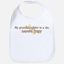 Granddaughter named Ozzy Bib