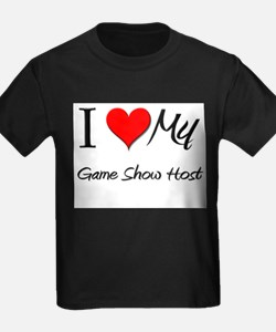 I Heart My Game Show Host T
