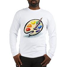 3-Artist Tee Long Sleeve T-Shirt
