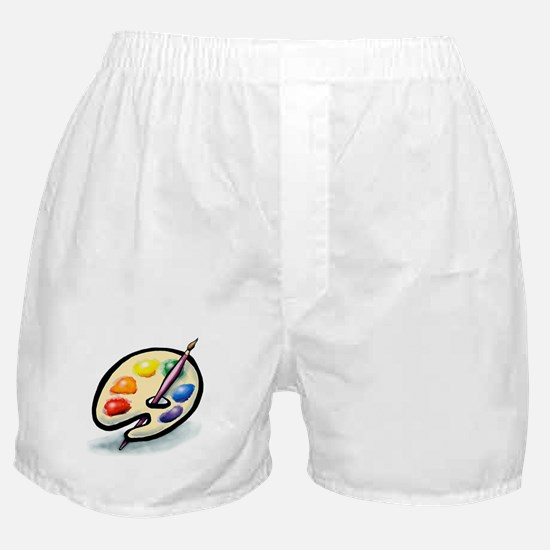 Cute Artwork and artists Boxer Shorts