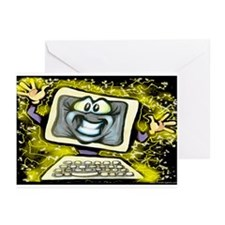 Funny Hack Greeting Cards (Pk of 10)
