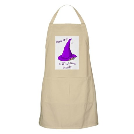 Purple BBQ Apron