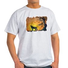 The Wolf Spirit T-Shirt