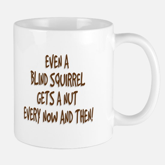 Blind Squirrel Mug (b)
