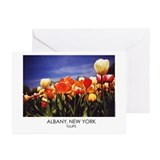 Tulip greeting cards Greeting Cards