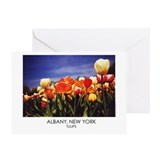 Tulip greeting cards Stationery