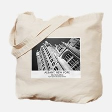 D and H Building Tote Bag