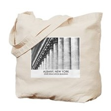 State Education Building (h) Tote Bag
