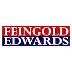 Feingold-Edwards 2008 bumper sticker