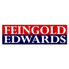 Feingold-Edwards 2008 bumper sticker