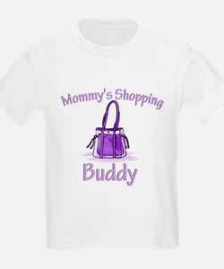 Mommy's Shopping Buddy T-Shirt