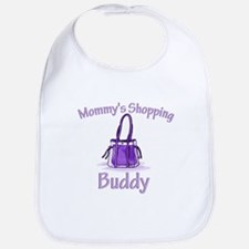 Mommy's Shopping Buddy Bib