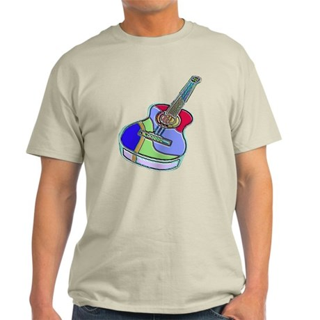 NEON GUITAR Light T-Shirt