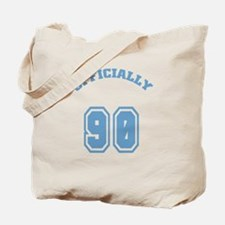 Officially 90 Tote Bag
